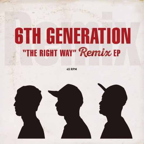 6th Generation_Remix_7inch